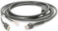 CBA-U08-C15ZAR - Cavo Zebra USB Power Plus